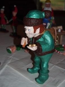 English Christmas Elf (10 inch)