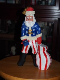 Nast Civil War Santa
