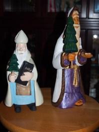 St Nicholas and Kris Kringle